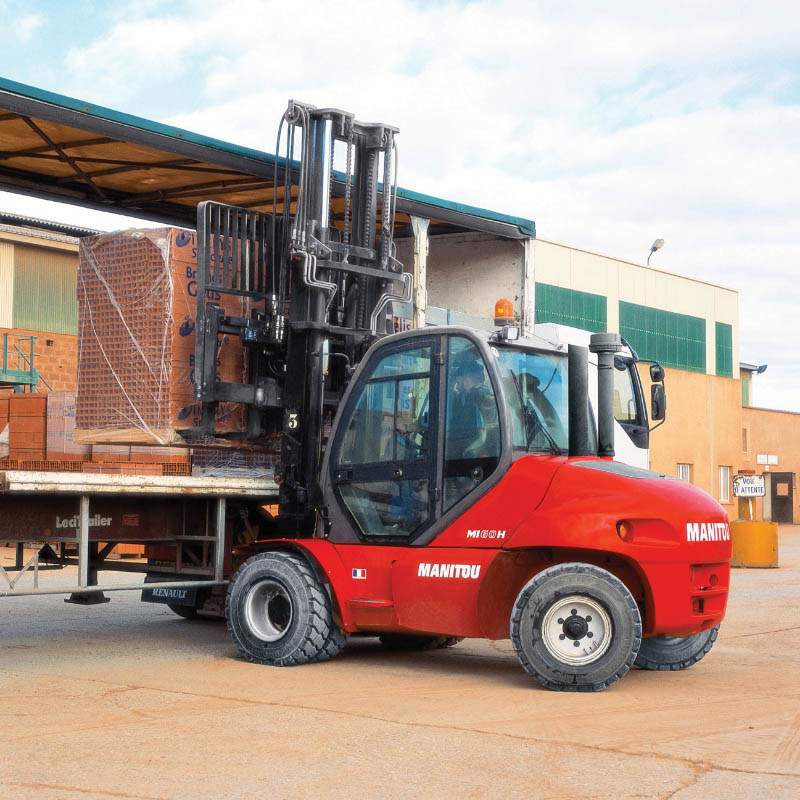 Manitou MI Forklift