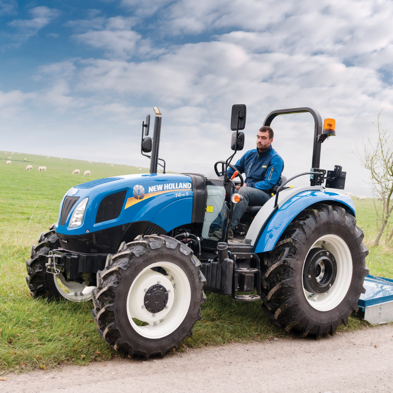 New Holland T4 Tractor