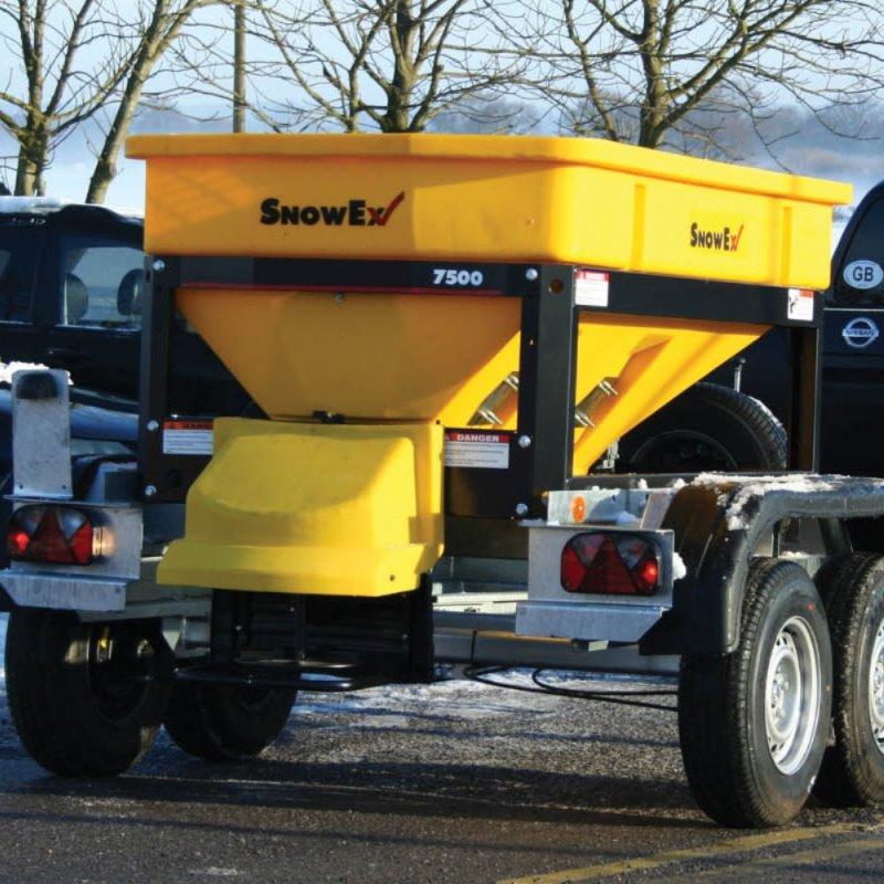 SnowEx Salt Spreader