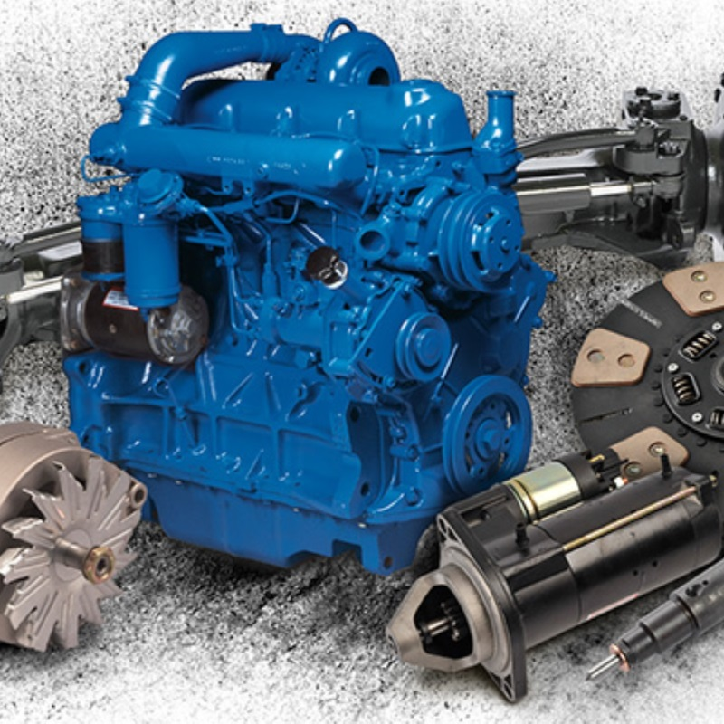 New Holland Remanufactured Parts