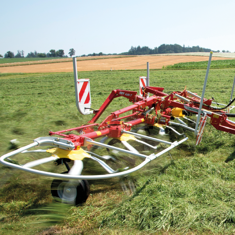 Pottinger HIT Tedder