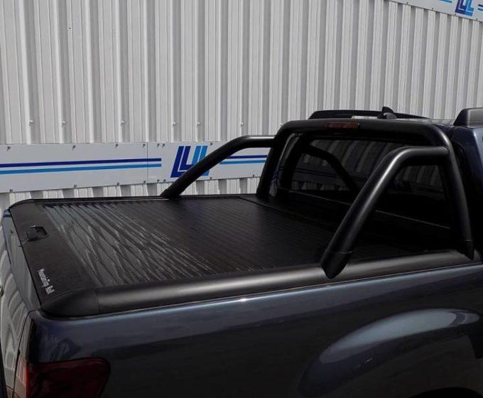 SJ19RVM - Isuzu D-MAX 1.9 Blade Double Cab 4x4 Auto - £27,595 + VAT