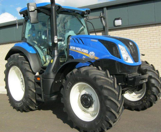 Ex-hire T6.145 Tractor Penrith