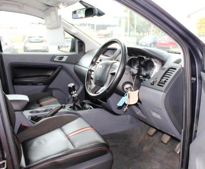 91174916 PO65ZKN Ford Ranger Wildtrak