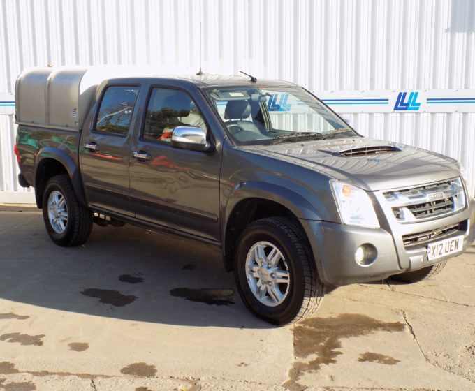 31175043 - Isuzu Rodeo Denver D Cab