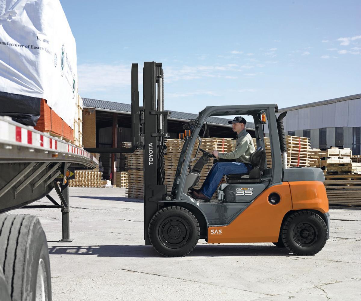 Forklifts Lloyd Ltd