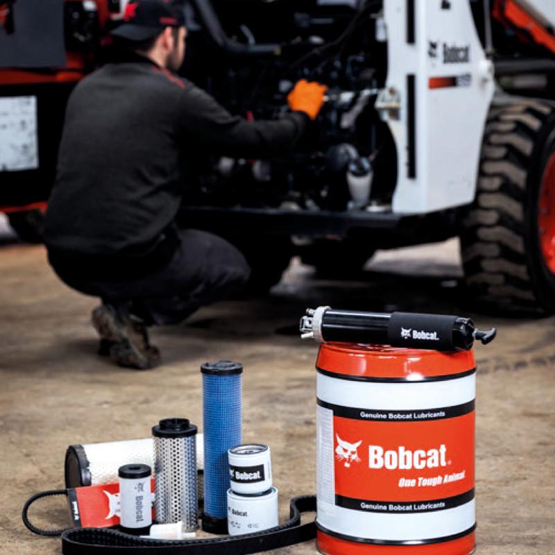 10% off Bobcat Maintenance Products