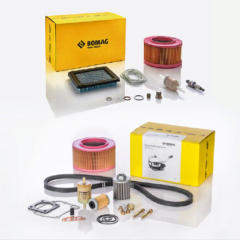 30% off BOMAG Light Equipment Service Kits in July 2021